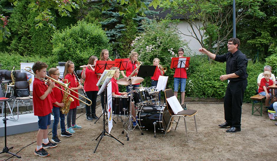 Jugendorchester des Musikverein 1980 e.V.