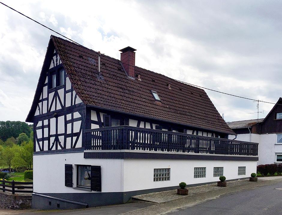 Wohnhaus Guckheim Elbbachstraße 18