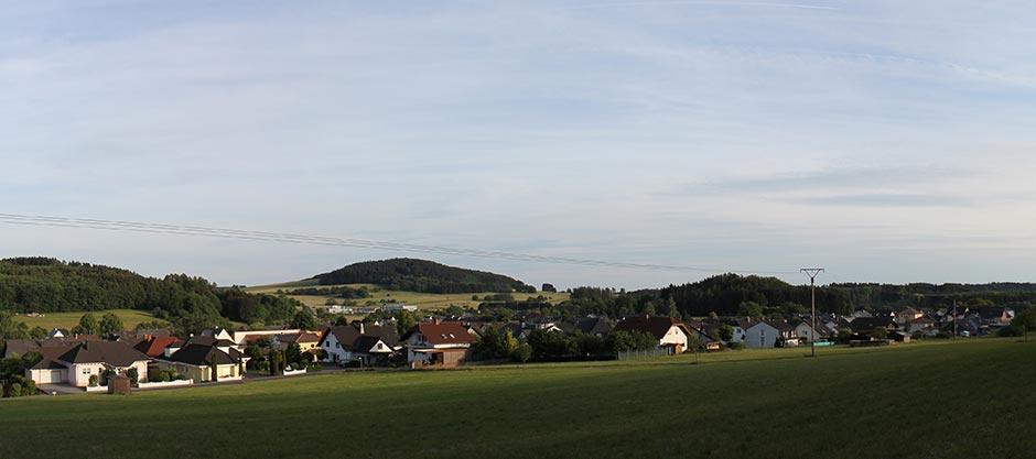 Wörsdorf ist ein Ortsteil von Guckheim im Westerwaldkreis