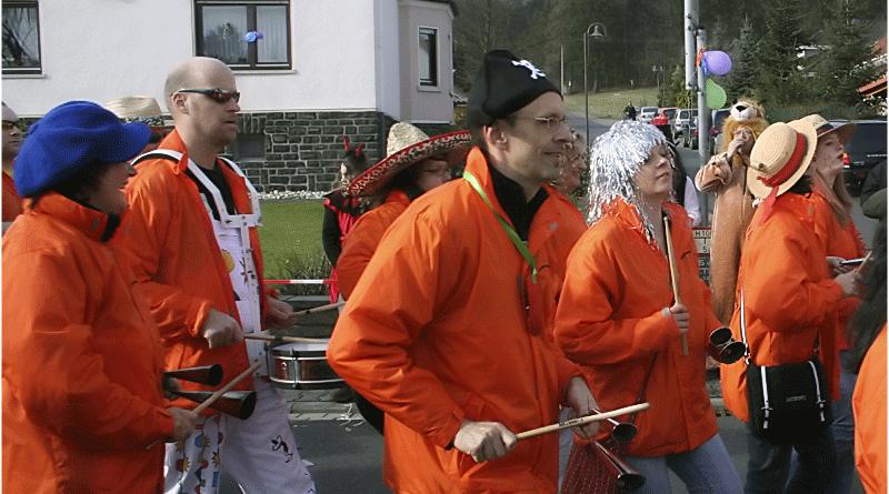 Karneval Umzug Guckheim 2007