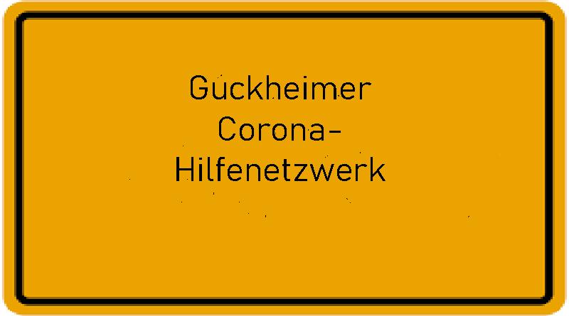 Guckheimer Corona-Hilfe-Netzwerk